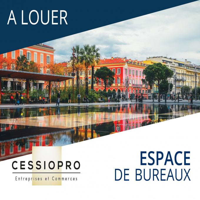 Location Immobilier Professionnel Bureaux Antibes (06600)