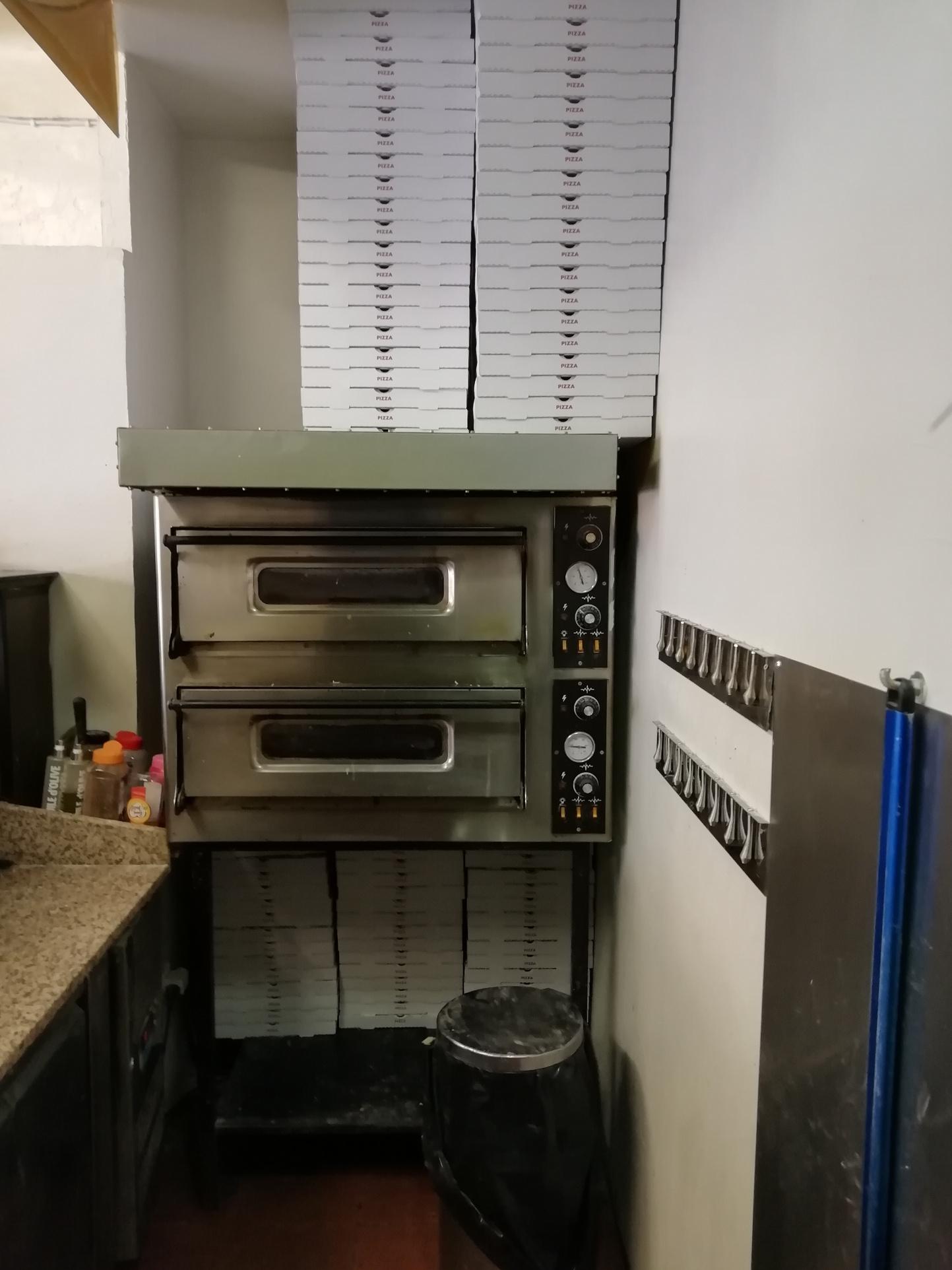 PIZZERIA RESTAURANT ARRIERE PAYS NICOIS  - Restaurant