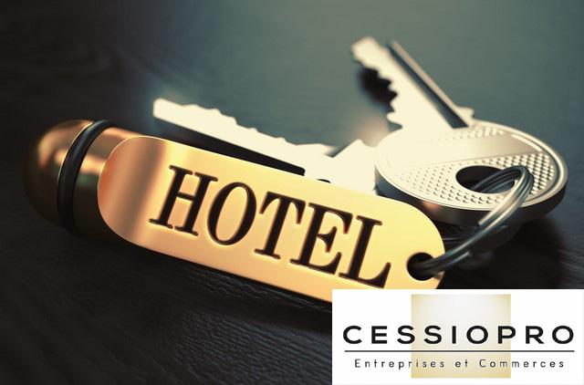 HOTEL D'UNE TRENTAINE DE CHAMBRES VENCE CENTRE-VILLE - Hôtel Restaurant