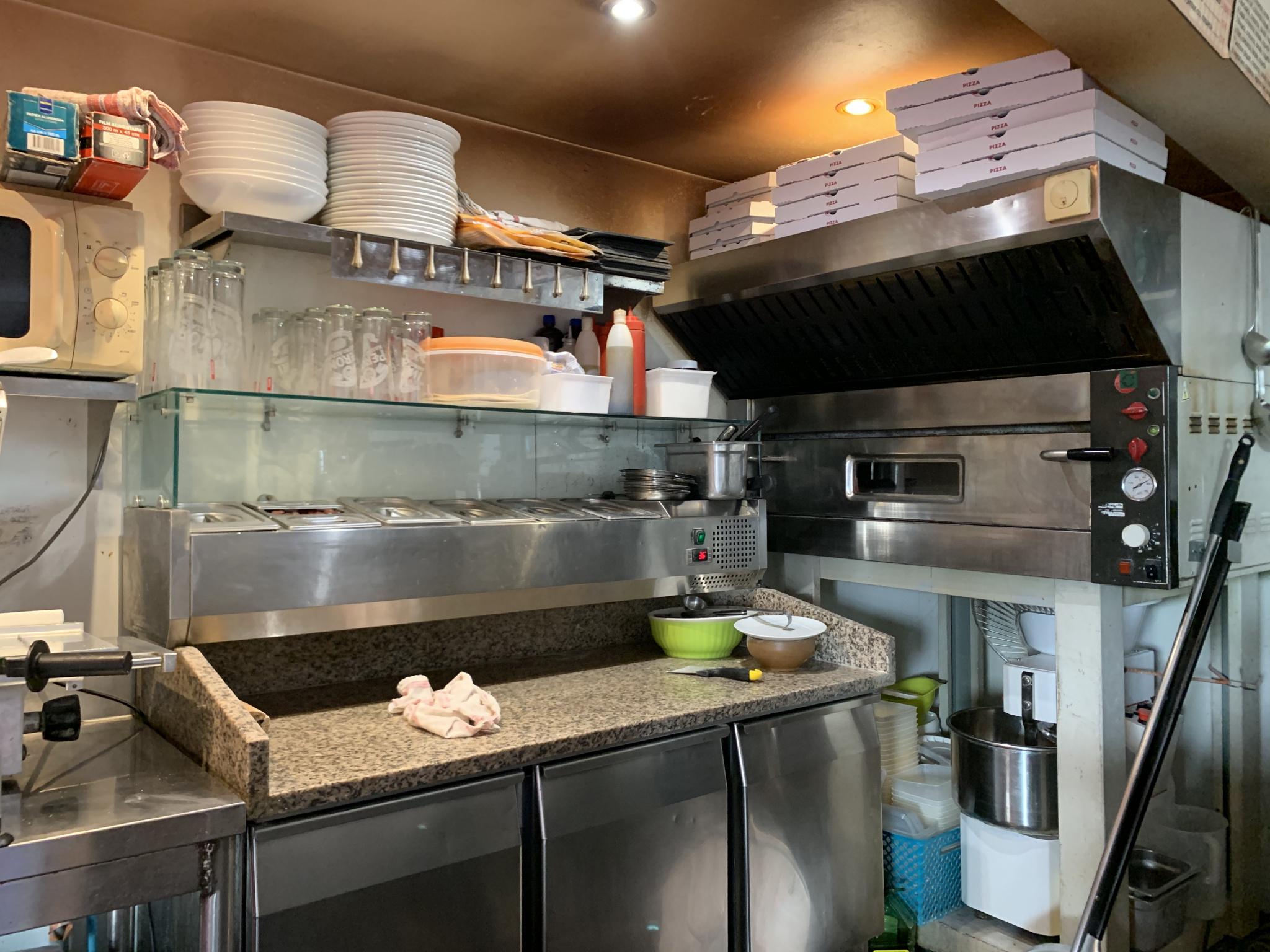 RESTAURANT PIZZERIA SUR PLACE ET A EMPORTER EN CENTRE VILLE DE CAGNES SUR MER - Crêperie Pizzeria