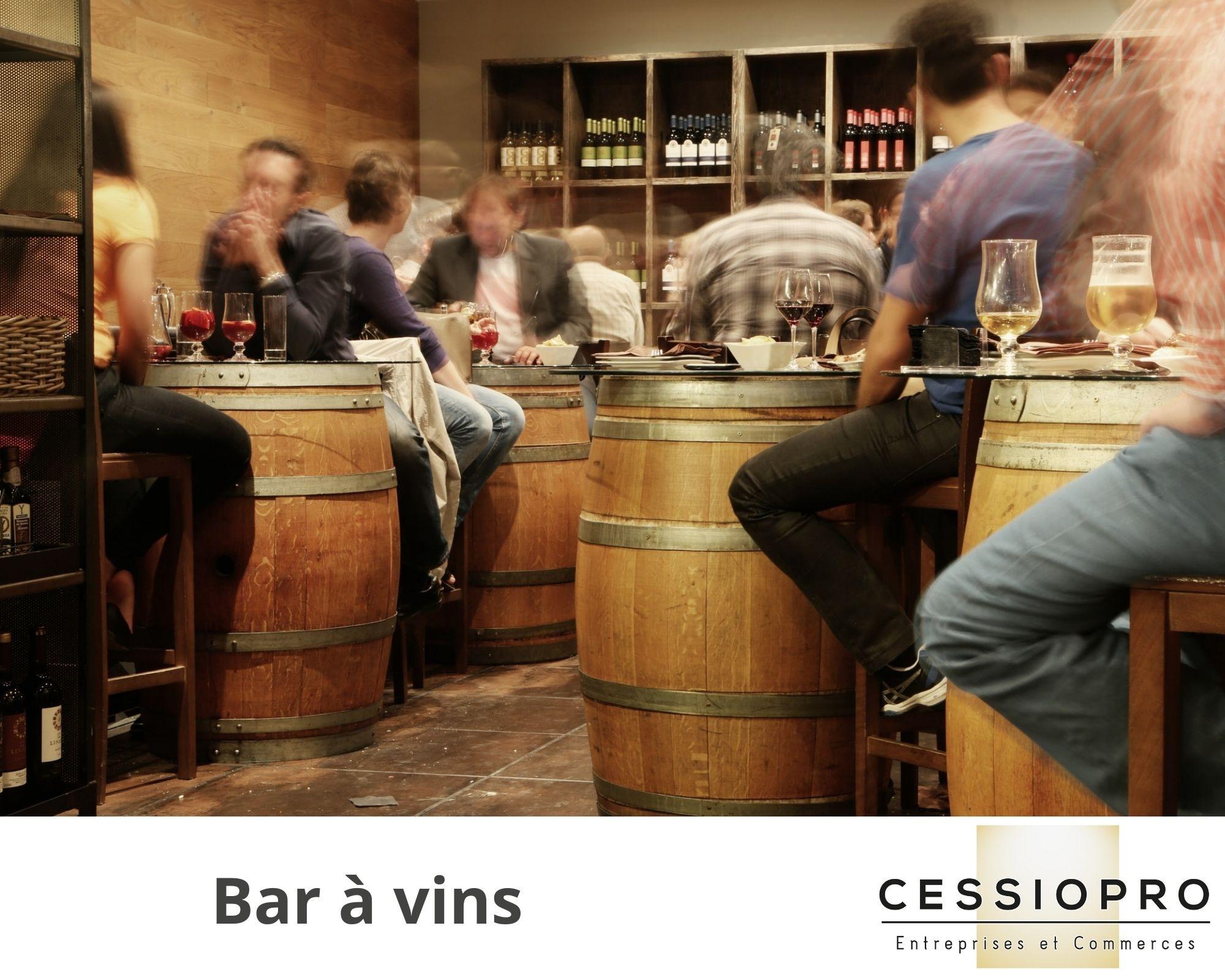 Bar à vins Tapas littoral ville côtière à l'ouest de NICE - Bar Brasserie
