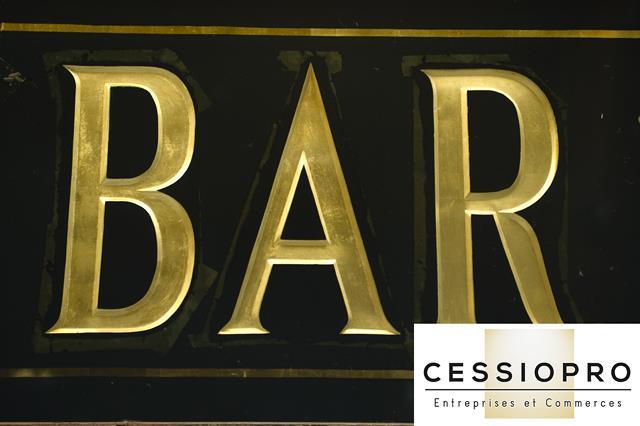 A vendre fonds de commerce bar environ 55m2 plus terrasse - Institution Grassoise à GRASSE - Bar Brasserie