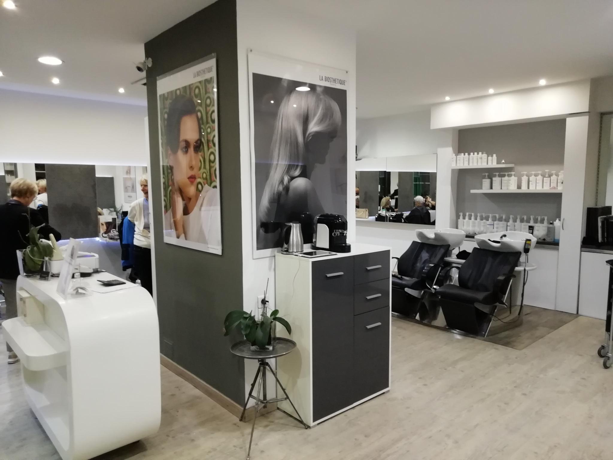 SALON DE COIFFURE NICE CENTRE 90m2  - Salon de Coiffure Esthétique Parfumerie