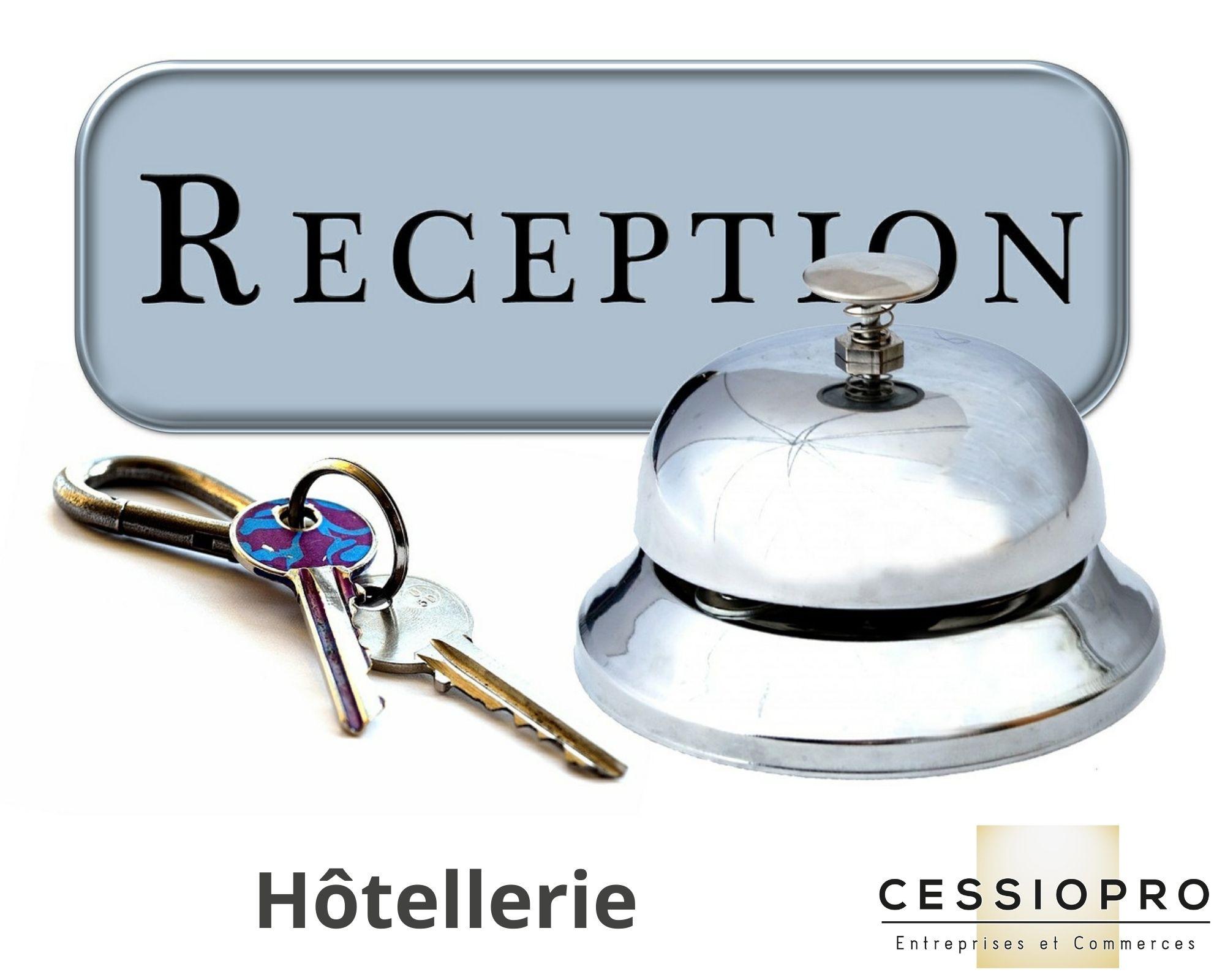CANNES-NICE – HOTEL BUREAU D'UNE QUARANTAINE DE CHAMBRES– HYPER CENTRE - Hôtel Restaurant