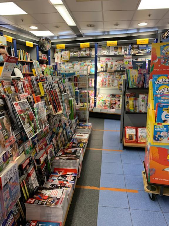 83-Sainte-Maxime, Presse, FDJ, Librairie-carterie-cadeaux-souvenirs. - Boutique et Magasin