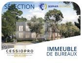 A VENDRE, ESPACE DE BUREAUX ENTIEREMENT NEUF D'UNE SUPERFICIE D'ENVIRON 1100 M2 (NIV 1) - Bureau Local Entrepôt