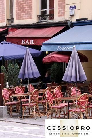 BRASSERIE LICENCE IV EN AFFAIRE DE JOUR A NICE  - Bar Brasserie