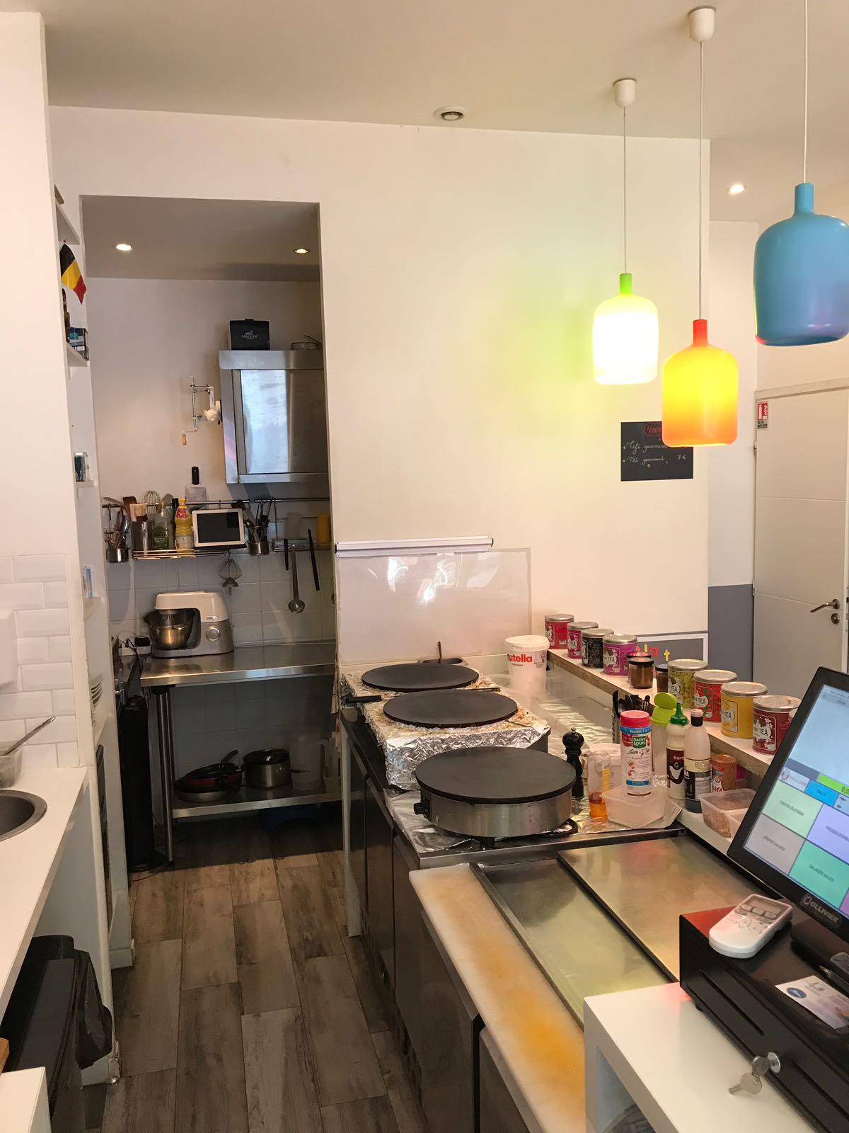 Opportunité à saisir - Restaurant de type crêperie sur le secteur de Valbonne - Crêperie Pizzeria